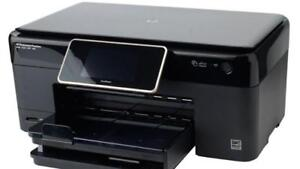 HP Multi-functional Printer (Printer, Copier, Scanner and Web)