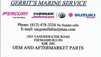 Marine Mechanic in Thomasburg
