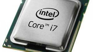 CPU -Core i7 2.80 GHz Quad I7-860