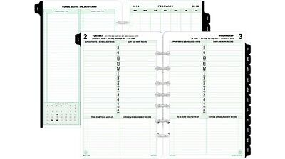 Daytimers Dtm12010 Day-timer Daily Planner Refill