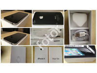 Apple iPhone 4, 16GB, Black Unlocked Smartphone, excellent condition with box