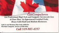 FAST*AFFORDABLE*TRUSTED COMPUTER SERVICE CALL 987-(HELP)4357 NOW