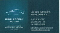 Special offer (Free Oil Change)