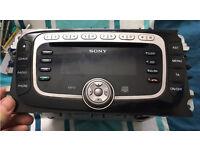 Genuine Ford Focus mk2 stereo unit
