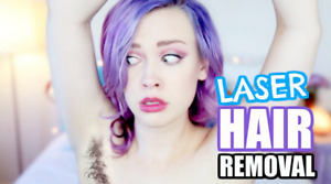 60% off pain free Laser hair remove start to $35