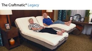 Craftmatic - Adjustable Bed St Helens Park Campbelltown Area Preview
