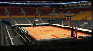 Toronto Raptors Tickets (All Games for sale) - Lower Bowl (Gold)