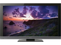 "Sony Bravia 40"" Widescreen Full HD(1080p) LCD TV with USB,Remote & Built-In Freeview"