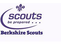 Maidenhead Treasurer For Scouts