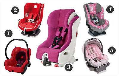 Do The  In  Car Seats Work For Infants