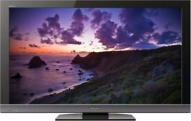 Sony Bravia 40 inch Full HD 1080p LCD TV, Freeview HD built in, 4 x HDMI, USB Port not 39, 42, 43