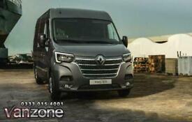 2021 Renault Master Master LM35 135ps Business Plus Medium Roof (L3H2) Van Diese