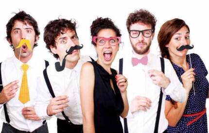 Photobooths and DJs from $300