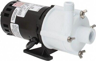Little Giant Pumps 130 Hp 14.6 Shut Off Feet Magnetic Drive Pump 3100 Rpm...