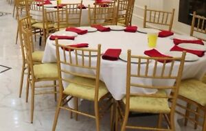 Banquet and Church Chairs