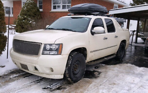 2007 Avalanche Hybrid Dual Fuel Propane & Gas
