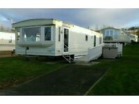 Craig Tara Caravan to rent ** Fully Wheelchair Enabled ** Full Central Heating & Double Glazing.