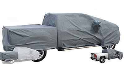 Rampage 1330 EasyFit 4-Layer Truck 4-Layer Cover w/Lock & Cable for Beds 5.5'-6'