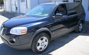 2007 Pontiac Montana sv6 New safety