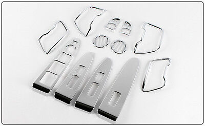 New Chrome Interior Cover Molding 11 pcs K273 for Kia Sportage 2005 ~ 2010