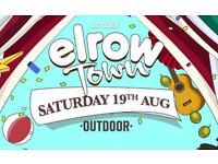 Elrow London Tickets