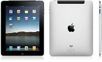 Black Apple iPad 16GB 3G (Unlocked Cellular + with Warranty)