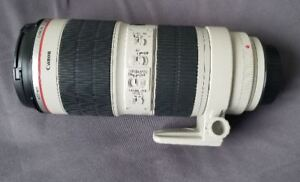 Canon 70-200mm f2.8 IS mkII