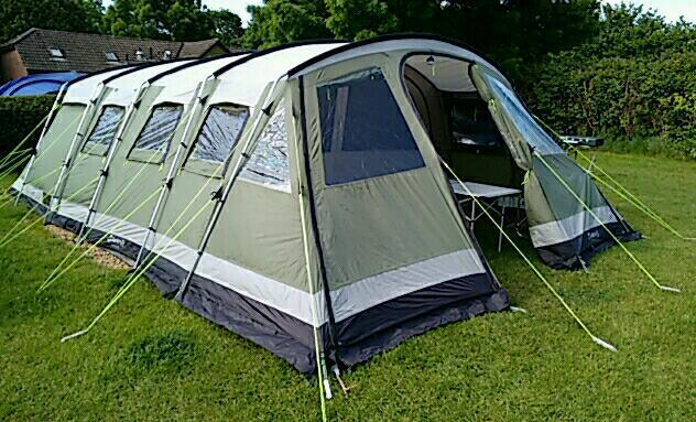 Outwell Vermont XL tent & Outwell Vermont XL tent | in West End Hampshire | Gumtree