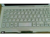 Samsung Blue tooth keyboard, for use only with Tab,s, 8.4 inch, only £25 ...