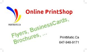 Business Card$11.90 ($10 coupon New Customer Registration)