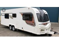 Bailey Unicorn Cartegana 2014 caravan