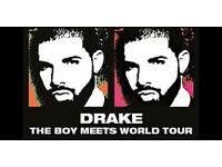 Drake Ticket