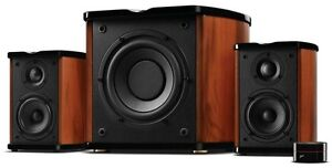 Swan M50W 2.1 Speakers North Melbourne Melbourne City Preview