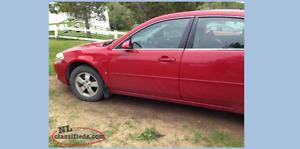 2007 Chevrolet Impala Other