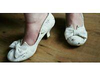 Bridal shoes - size 39/6
