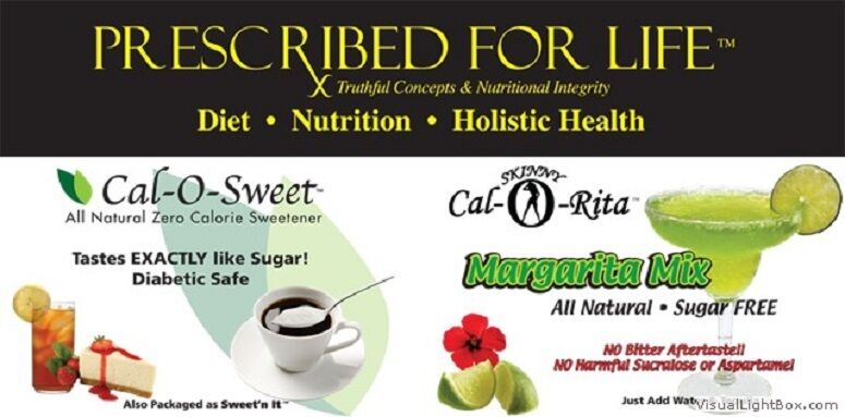 Prescribed For Life Nutrition