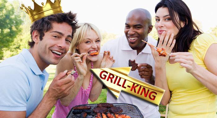 Mit wenigen Kniffen machst Du aus Grillgut ein Deluxe-Barbecue. (Copyright: Thinkstock/ über The Digitale)