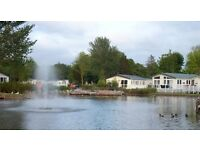 **Lake View** Luxury Lake view pitch available, Castle lakes, Haggerston castle holiday park