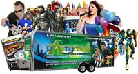 Mobile Video Gaming Birthday Party, right to your door!
