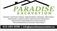 Best rates on local excavation homebuilding & renovations