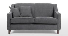 MADE . com Halston Sofa Bed, almost brand new, charcoal grey, BTN