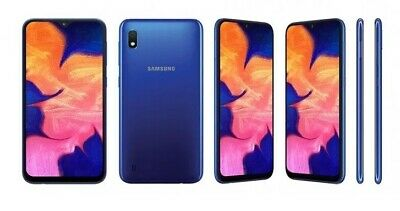 Android Phone - Samsung Galaxy A10e SM-A102U GSM Unlocked AT&T T-Mobile 32GB Smartphone Blue