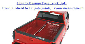 Soft Tri-Fold Tonneau Covers For Dodge RAM Models $ 339.00 NEW London Ontario image 7
