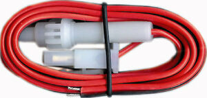UNIDEN-2-PIN-DC-POWER-CORD-CB7-FOR-UHF-VEHICLE-RADIOS-UH015SX-UH7760-7750-MORE