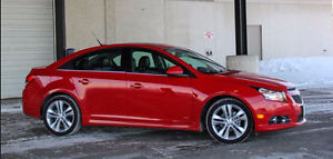 2012 Chevrolet Cruze RS - RARE 6 speed manual