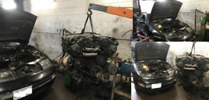 ENGINE REPLACEMENT (YOUR ENGINE SPECIALIST)