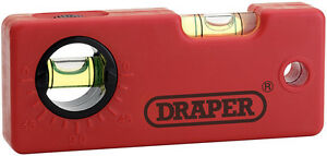 Draper-44444-100mm-mini-level