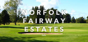 Norfolk Fairway Estates - Delhi (Custom Built Homes for 50+)