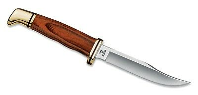 Buck Knives 102 Woodsman Cocobolo Fixed Blade Knife 102BRS