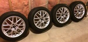 Winter Rims for Mini Cooper